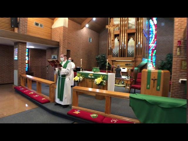 11 Pentecost - Holy Eucharist - Rite II - 8/16/20