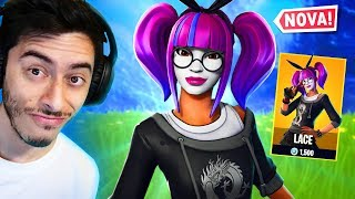 SECRET PUZZLE IN THE NEW SKIN! -Fortnite, the