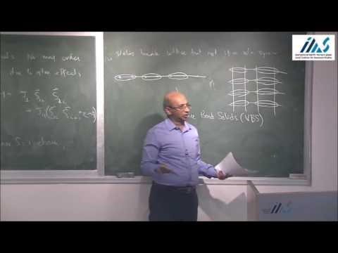 Senthil Todadri - Quantum Spin liquids