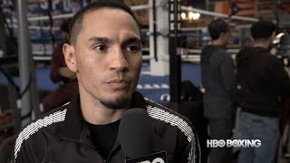 One-on-One: Juan Francisco Estrada