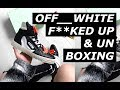 I RUINED 300 OFF WHITE SNEAKERS UNBOXING Streetwear Fashion Blogger Hype Haul Gallucks mp3