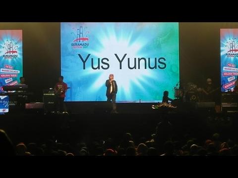Yus yunus dan gadis madura nyanyi arjun dalam acara Suramadu Festival 2017