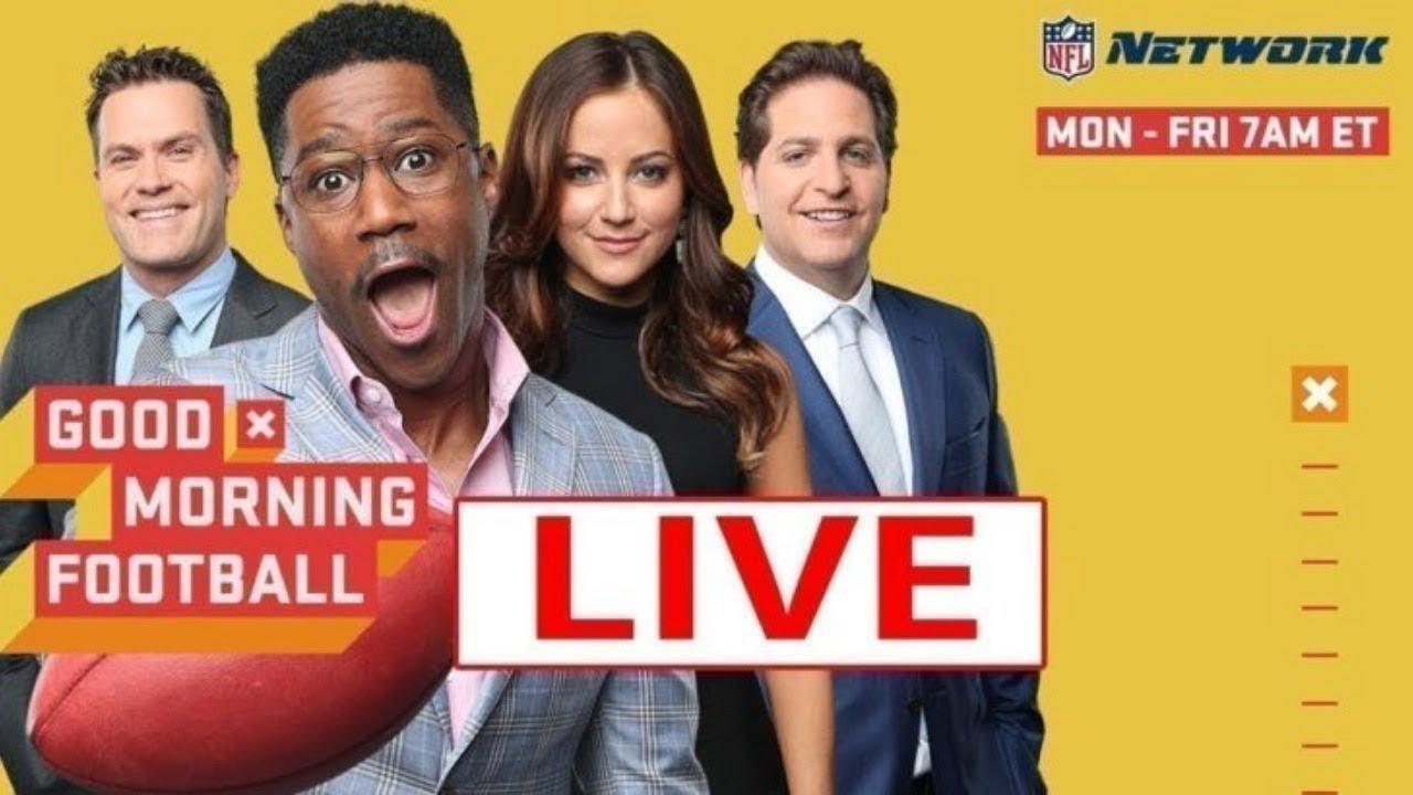 Download Good Morning Football LIVE 9/24/2021   GMFB Latest News, Reaction NFL Season 2021 Week 2-3   GMFB