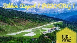 #ccu #Gangtokairport #sikkimairport Kolkata (ccu) to Pakyong ( Gangtok )