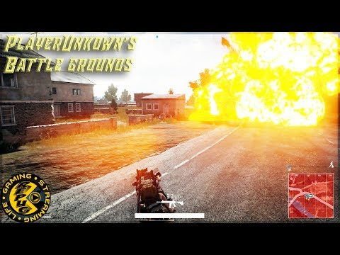 PLAYERUNKNOWN'S BATTLEGROUNDS giving the fist to get the Chicken dinner!