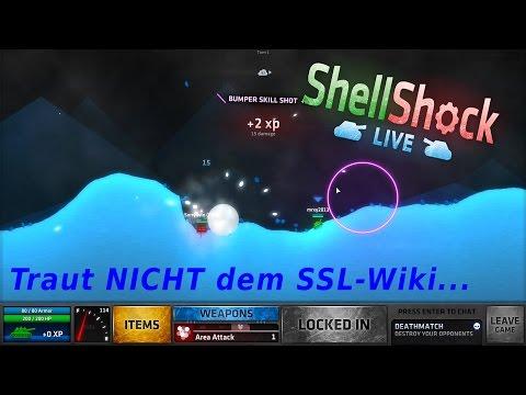 TRAUT NICHT DEM SSL WIKI! | ShellShock Live #266 | [HD+]