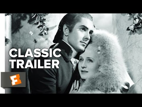 Marie Antoinette (1938) Official Trailer - Norma Shearer, Tyrone Power Movie HD