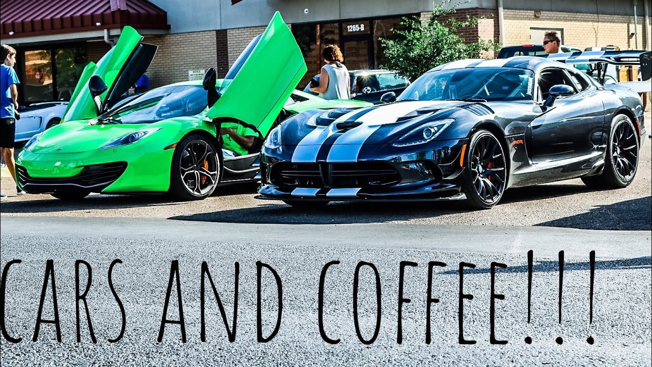 Last cars and coffee of the summer