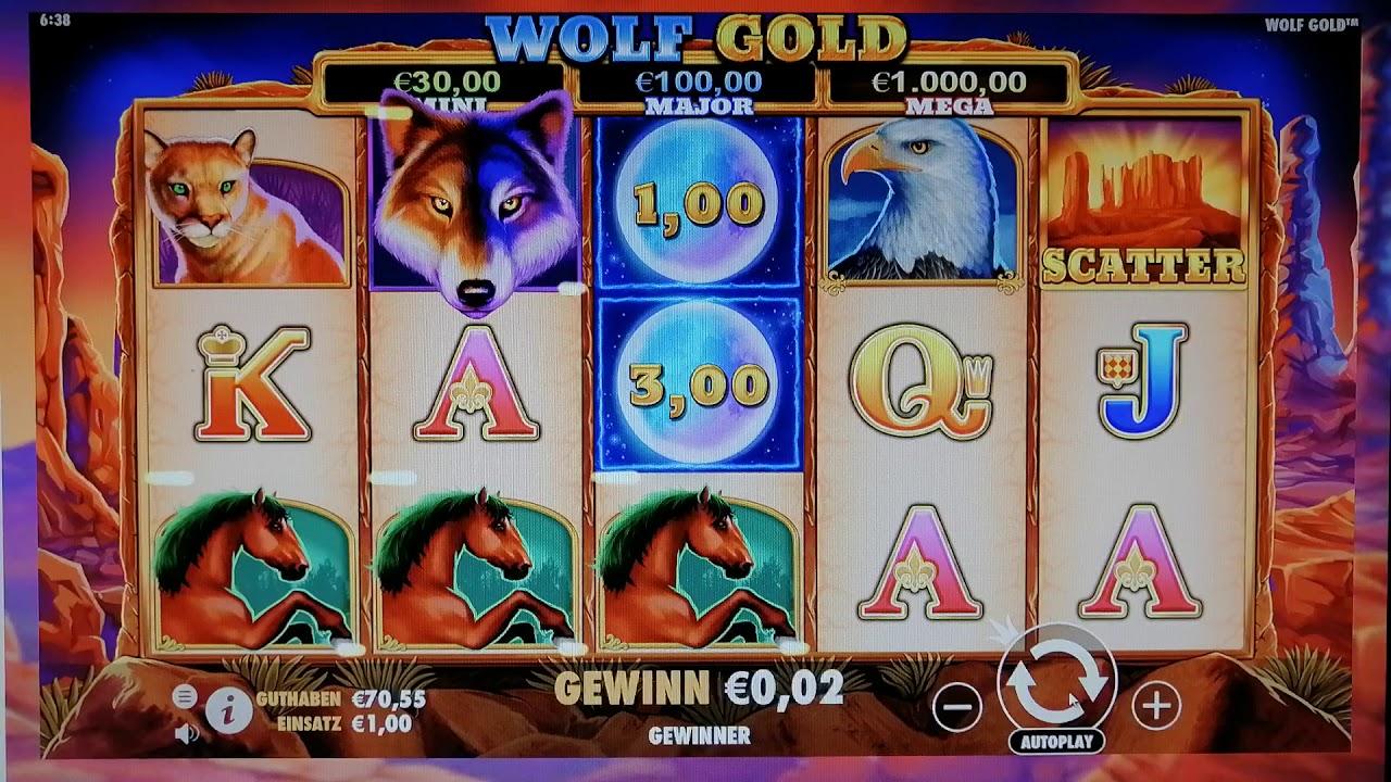 Online Casino Wolf Gold