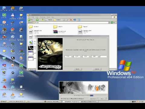 How to Install NFS Most Wanted on WinXP X64 Edition