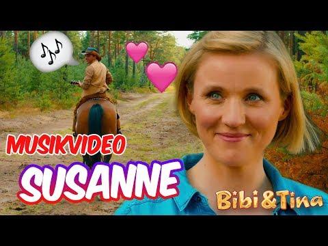 Bibi & Tina - SUSANNE - Offizielles MUSIKVIDEO