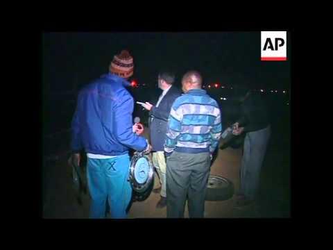 South Africa - Shooting in Katlehong