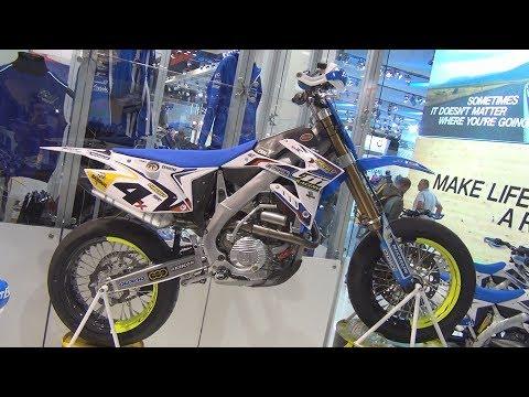 TM Racing SMX 450Fi (2017) Exterior and Interior