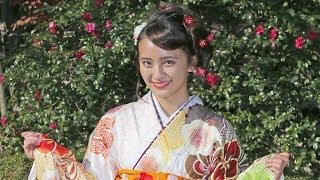 新年のあいさつ=岡田結実編 岡田祐佳 検索動画 29