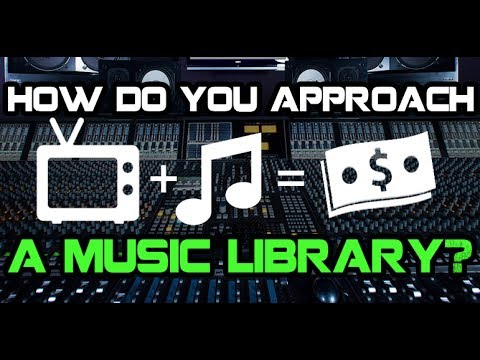 How Do You Approach A Music Library?