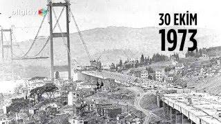 15 Temmuz Şehitler Köprüsü - Boğaziçi Köprüsü Yapılışı