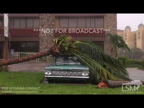 9-10-2017 Marcos Island, Fl Hurriane Irma Damage full pack