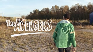 Teledysk: Osten af feat. Masta Ace, Bam, Prop Dylan, Kashal-Tee & Coco Rouzier - The Avengers