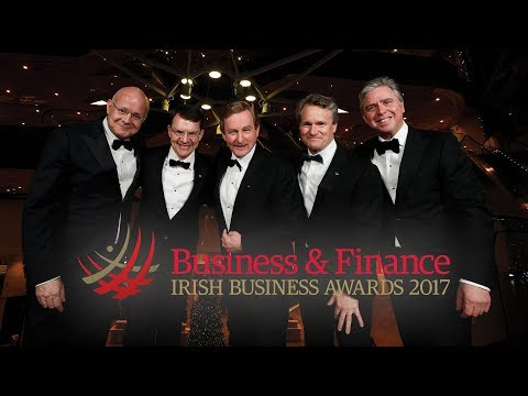 The 43rd annual Business & Finance Irish Business Awards in association with KPMG