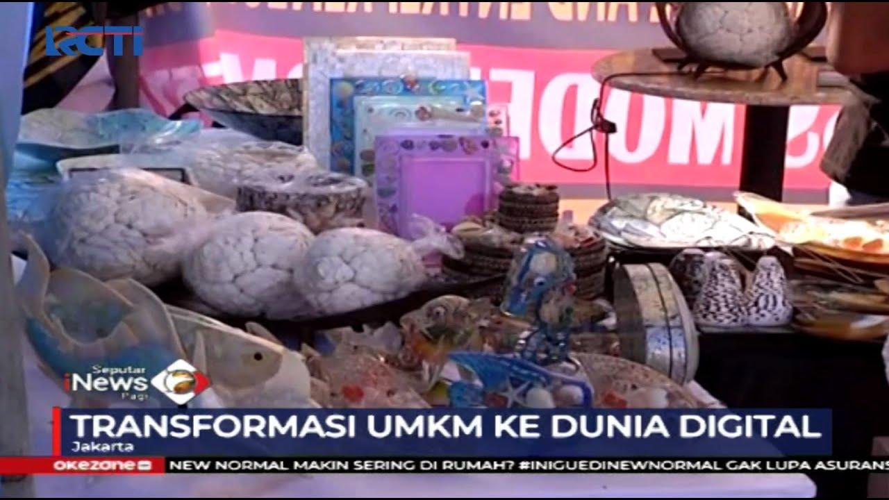 Bangga Buatan Indonesia, Begini Transformasi UMKM ke Dunia Digital - SIP 11/07