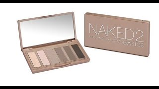 Urban Decay Naked Basics 2 Thumbnail
