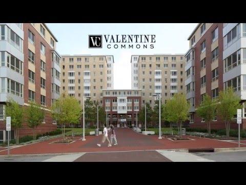 Apartments in Raleigh, North Carolina – Valentine Commons (North Carolina State Unviersity)