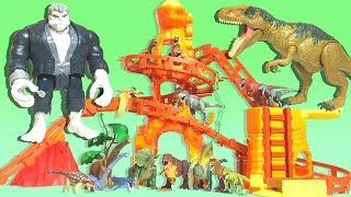 【Ania】Dinosaurs Mountain Island