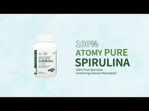 Atomy Pure Spirulina - English