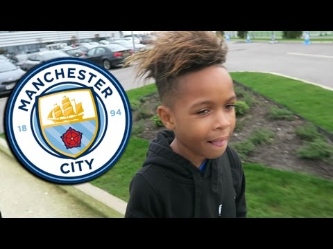 Travelling to Manchester City's Training Ground!