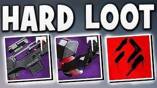 Destiny - HARD MODE LOOT DROPS !!