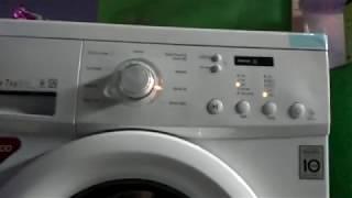 Mesin Cuci LG F8007NMCW
