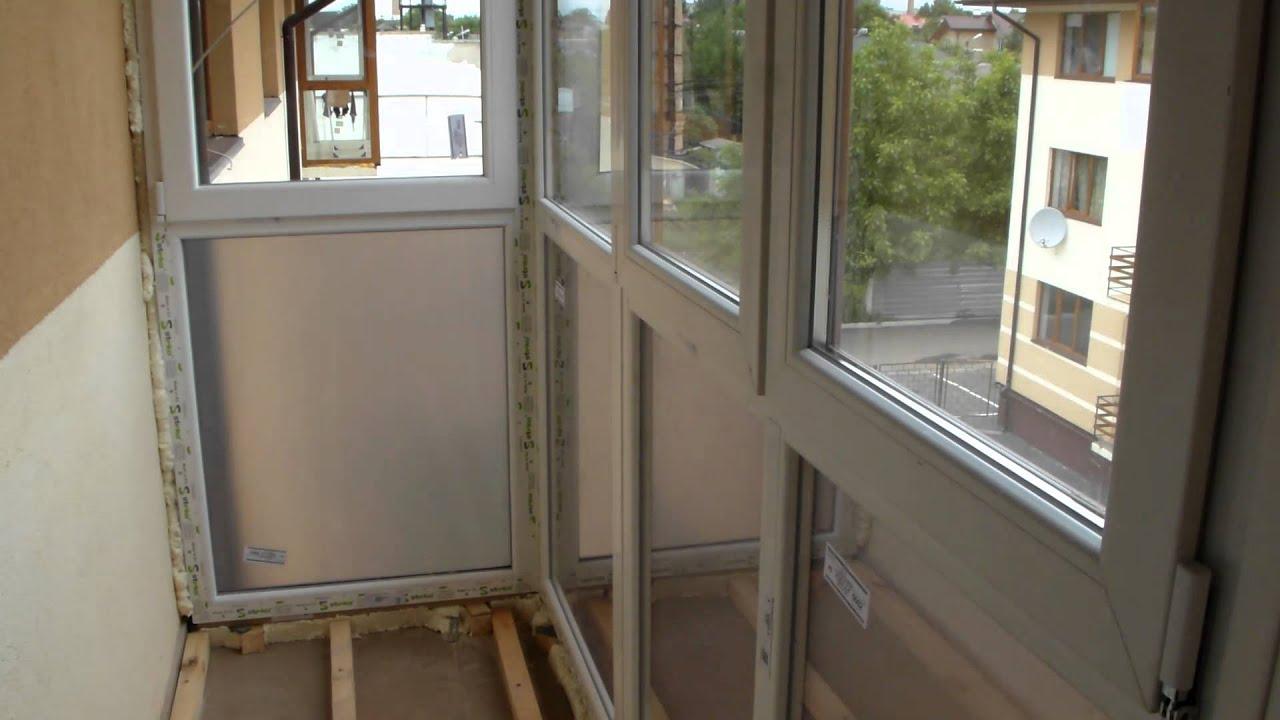 Как утеплить панорамный балкон своими руками