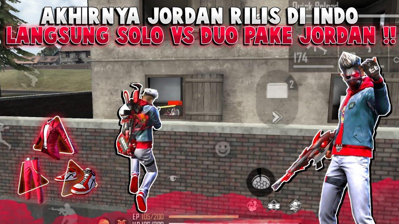 AKHIRNYA JORDAN RILIS DI INDO!! LANGSUNG AUTO BORONG!!