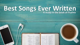 April 26, 2020 - Best Songs Ever Written #1 - Psalms 20:7