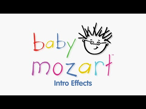 The Baby Mozart Intro Effects