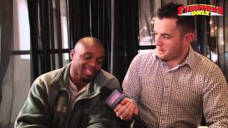 Marcus Brimage: UFC on FUEL TV 9 pre-fight interview