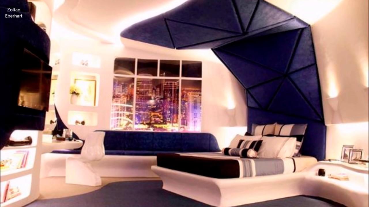 Visions of Future - Futuristic Interior Design ideas - YouTube