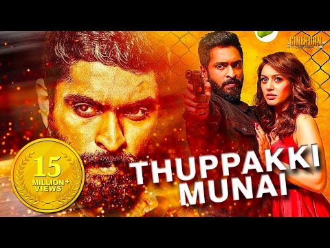 Thuppaki Munnai Hindi Dubbed Full Movie | Vikram Prabhu, Hansika Motwani