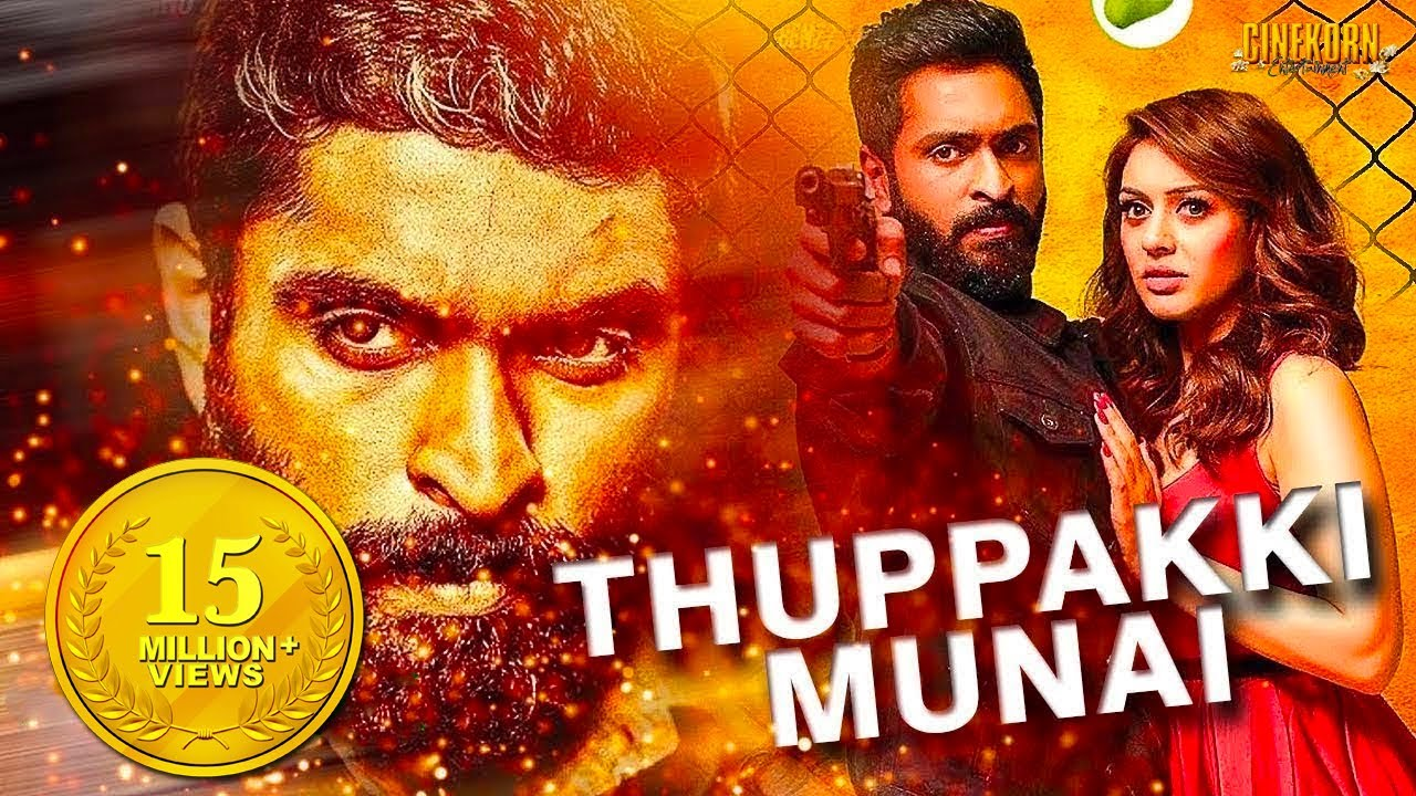 Download Thuppaki Munnai Hindi Dubbed Full Movie | Vikram Prabhu, Hansika Motwani