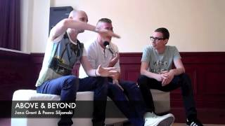Above Beyond Interview With KennyB