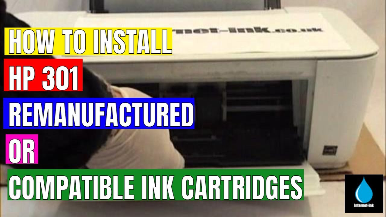 HP's New Firmware Locks Ink Cartridges - Printing | Internet Ink