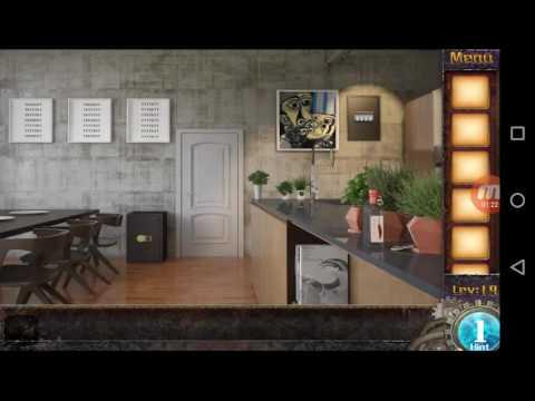 Escape Game The 50 Rooms 3 Level 19 Walkthrough Youtube