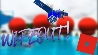 IM THE BEST! [ROBLOX WIPEOUT]