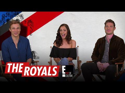 The Royals | The Royal Hangover Season 4, Ep. 9 | E!