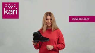 Зимняя коллекция. Обзор женских ботинок  25705110