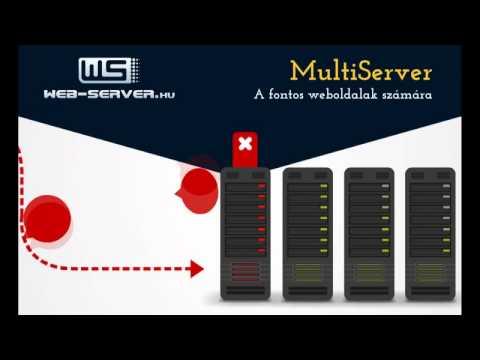 MultiServer - egyedülálló magyar  fejlesztés