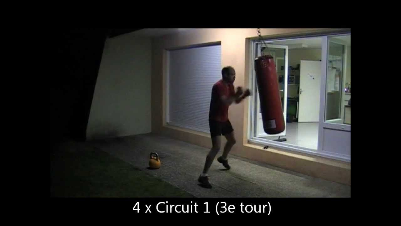 Mthode Bulgare Mma Boxe Circuits Training Sac Kettlebell Circuit Prsentation Et Exemples D39entrainement Medecin Ball