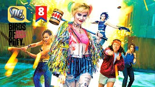Birds of Prey Explained in Hindi | DC Movie 8 Birds of Prey (2020) Movie Explained In Hindi