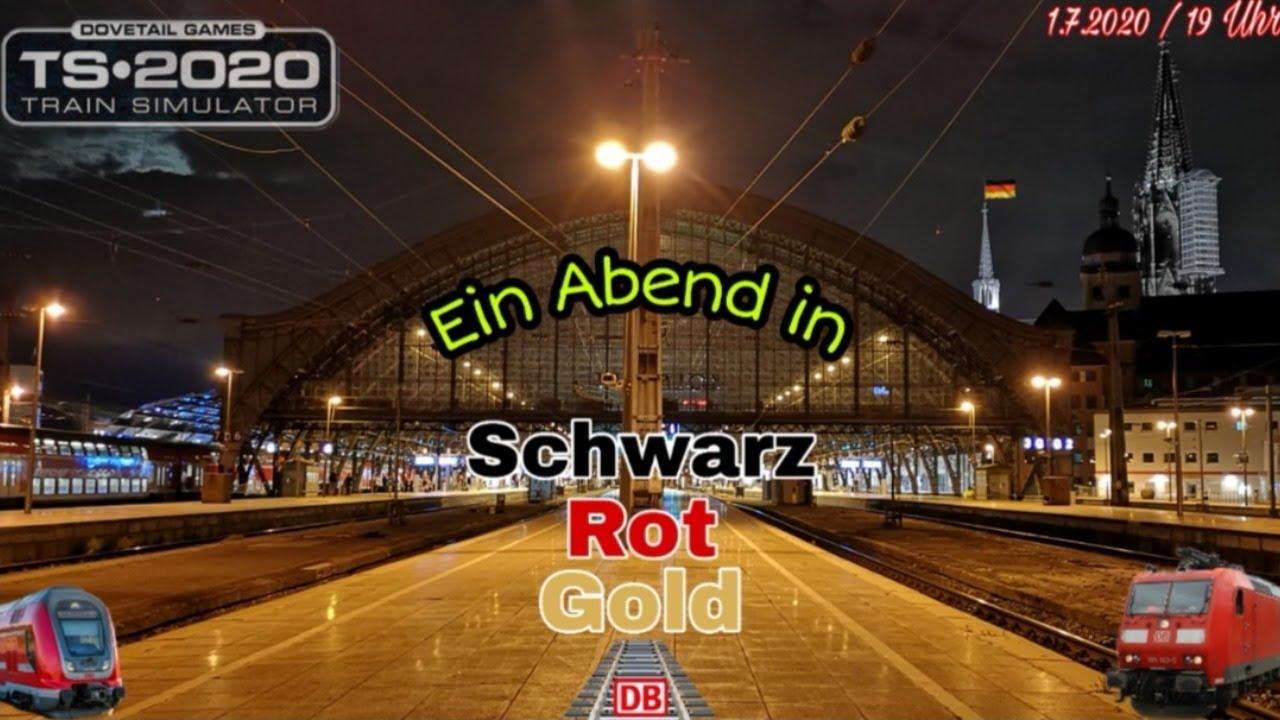 Train Simulator 2020 ⭕️ 𝐿𝐼𝒱𝐸𝓈𝓉𝓇𝑒𝒶𝓂  #..   Ein Abend in  𝕾𝖈𝖍𝖜𝖆𝖗𝖟 𝕽𝖔𝖙 𝕲𝖔𝖑𝖉