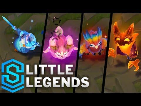 Little Legends - Team Fight Tactics Companions